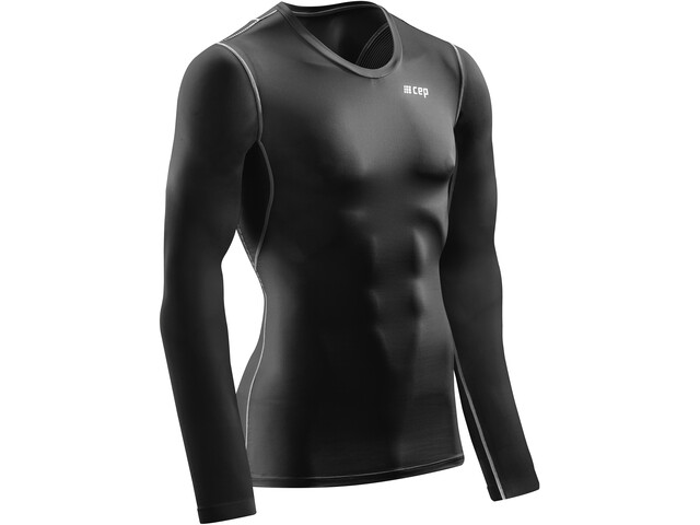 cep Wingtech Longsleeve Shirt Herre black
